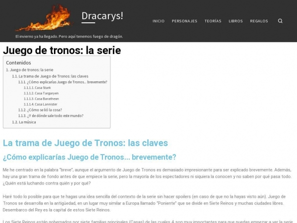 dracaryscon.com