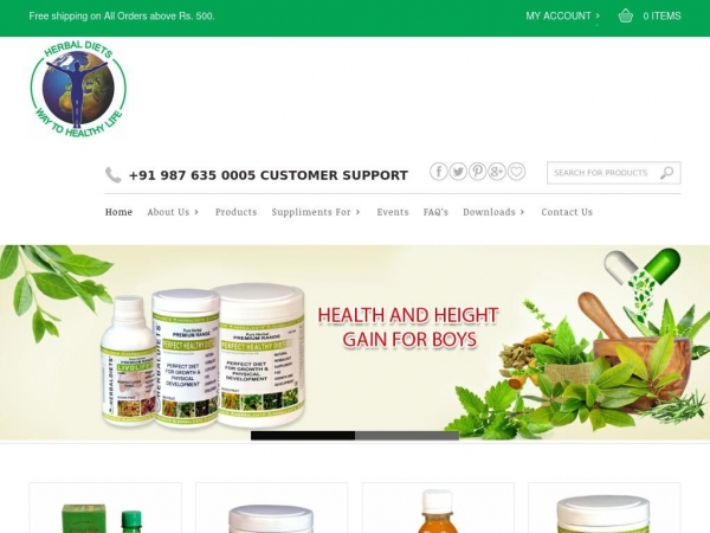 herbaldietsindia.com